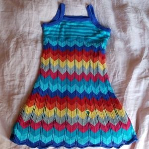 Hanna Andersson Knit Dress 120 cm Size 6